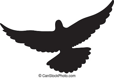 Dove vector - Bird vector To see similar, please VISIT MY...
