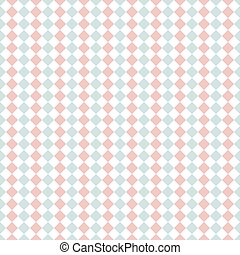 seamless geometric pattern with colorful rombs - vector...