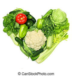 Love vegetables
