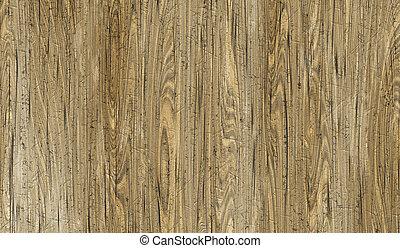 木製である, 木, 古い, 板, かく