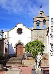 Iglesia Parroquial de San Marcos in Icod de los Vinos,...