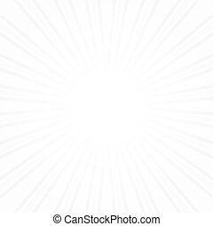 Sun Fanning Rays White Texture Background