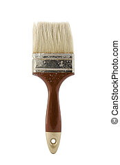 Paintbrush with clipping path