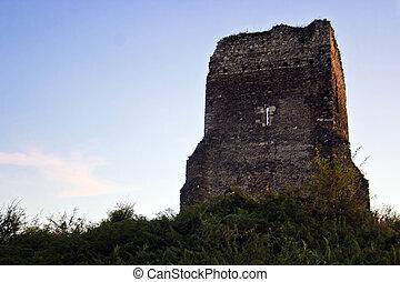Tower Dunge 5 - TURNU RUIENI, CARAS SEVERIN, ROMANIA TOWER...