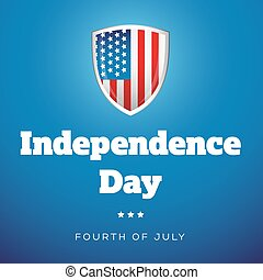 Independence Day USA - Fourth of July vector