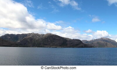 Chilean Fjords And Sarmiento Channel - South America -...