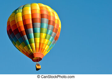 Hot Air Balloon Race in Reno Nevada
