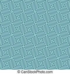 Classic meander seamless pattern. Greek key neutal tileable...