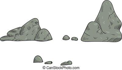 Rocks and stones single