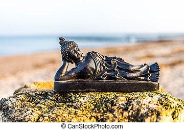 Buddha - strand