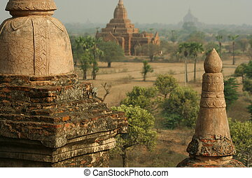 Bagan - Historical place in Myanmar