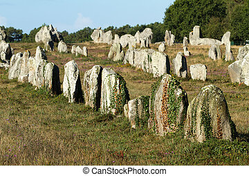 Carnac, megaliths