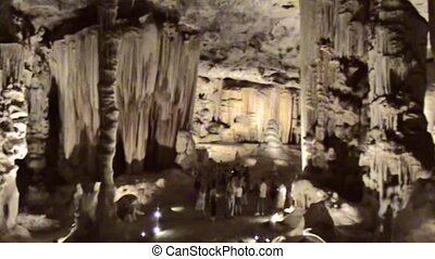 Cango Caves in Oudtshoorn (South Africa)