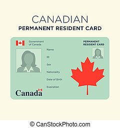 Canadian Permanent Resident Card - Canadian Naturalization...
