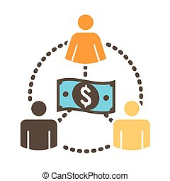 People Working Together to Fund Different Online Ideas with...