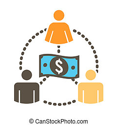 Funding with Teamwork - People Working Together to Fund...