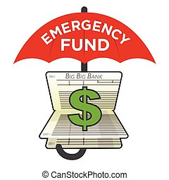 Financial Emergency Fund Savings Account to Protect from...