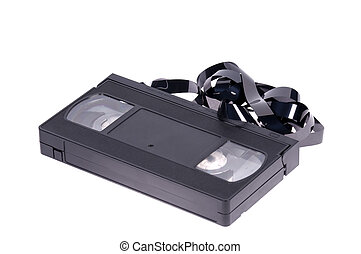 vhs video cassette - Old unusable vhs video cassette...