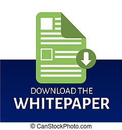 Download the Whitepaper or Ebook Graphic with Replaceable...