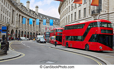 London Piccadilly Circus in UK England