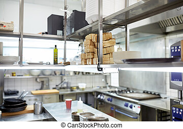 restaurant professional kitchen equipment - cooking and...