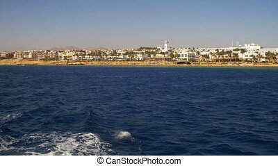 Boat Trip on the Pleasure Boat in the Red Sea with Views of...
