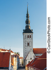 St. Nicholas' church, Tallinn - St. Nicholas' church and...