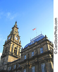 Municipal Buildings in Liverpool
