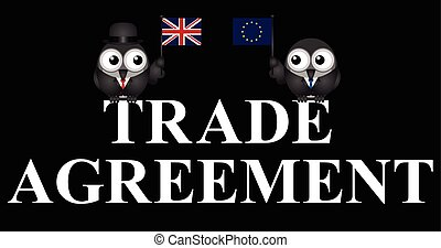 Comical UK EU Trade Agreement - Comical United Kingdom...