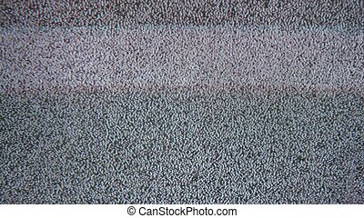 Tv noise interference bad signal screen television - Tv...