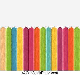 Background of varied colors vector illustration design