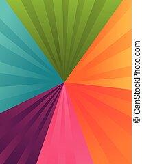 Background of varied colors vector illustration design