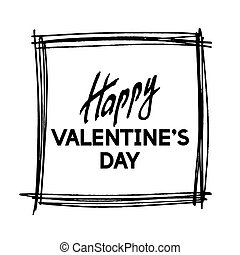 Happy Valentine's Day Unusual Fun Congratulation Card. Best...