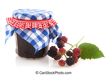 Home made fruit jam