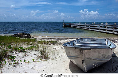 Cayman Islands Boat and Dock