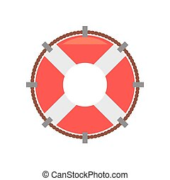 life buoy rescue saver boat