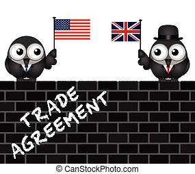 USA UK transatlantic trade agreement negotiations -...