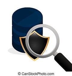 shared data center optimization search