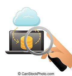 database optimization and tuning icon