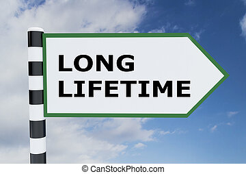 Long Lifetime concept