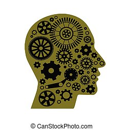 The mechanism in the human mind