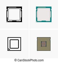 CPU - Set of CPU
