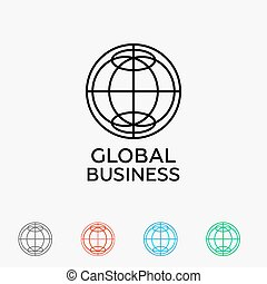 Logo: Global Business