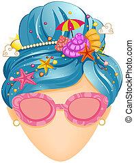 Summer Hair Design