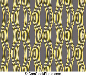 Abstract seamless pattern with hand draw lines. Scandinavian...