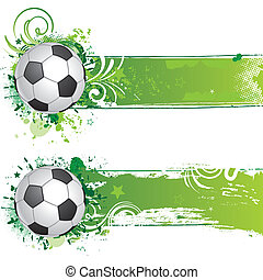 soccer - vector soccer design element