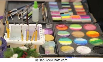 Tools Master Aqua makeup
