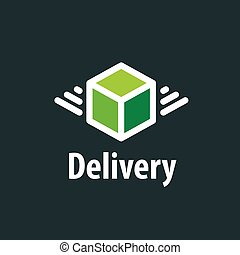 Delivery Logo Template - logo design pattern of delivery....