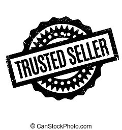 Trusted Seller rubber stamp