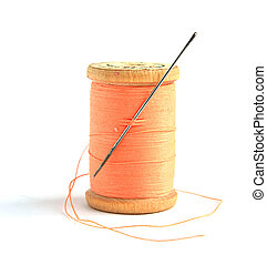 spool with thread